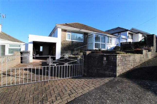 3 bed detached bungalow to rent in Leyburn Grove, Paignton TQ4