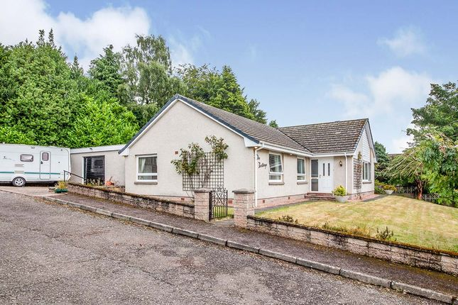 Thumbnail Bungalow for sale in Main Road, Hillside, Montrose, Angus