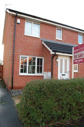 Thumbnail Semi-detached house for sale in Laurel Avenue, Bolton