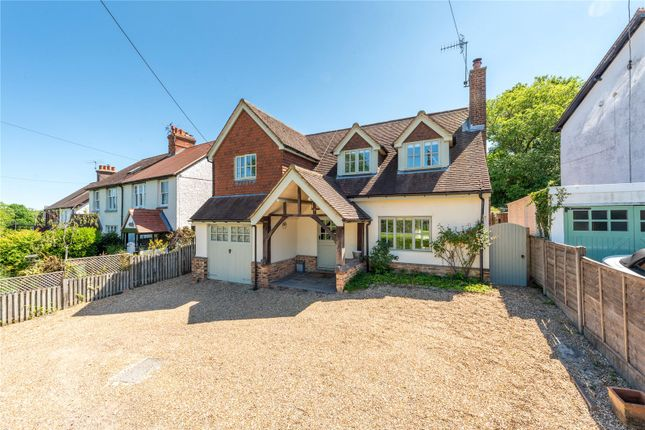 Thumbnail Cottage for sale in Parkgate Road, Newdigate, Dorking, Surrey