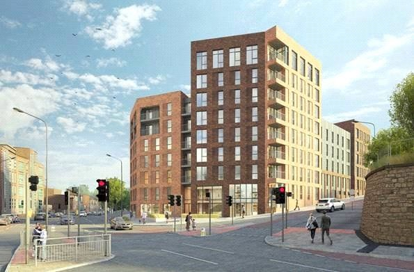 Thumbnail Flat for sale in Great Central, Kelham Island, Sheffield, South Yorkshire