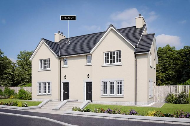 """Thumbnail End terrace house for sale in """"Avon - End Terraced"""" at Laverock Braes Wynd, Grandhome, Bridge Of Don"""