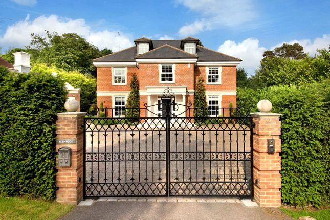 Thumbnail Detached house for sale in The Fairway, Weybridge, Surrey