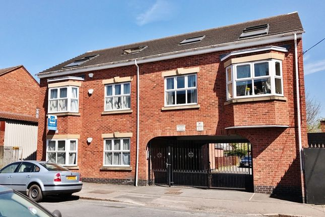Thumbnail Flat for sale in Station Street East, Foleshill, Coventry