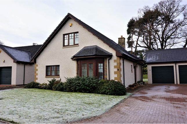 Thumbnail Detached house for sale in Howford Lane, Nairn
