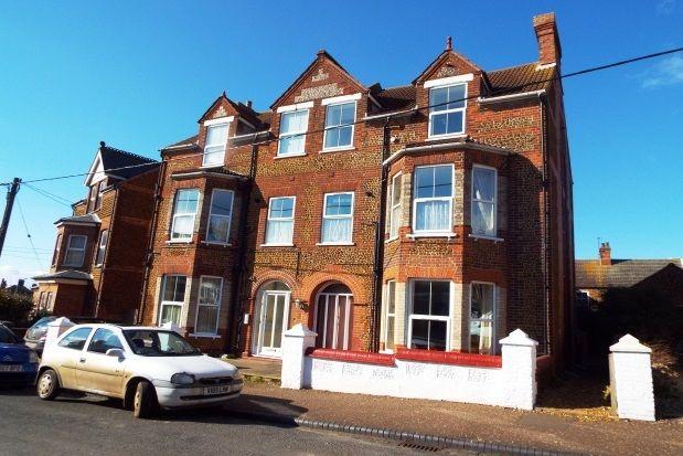 Thumbnail Flat to rent in Avenue Road, Hunstanton