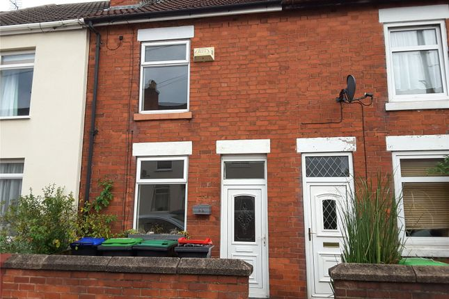 Thumbnail Terraced house to rent in Newcastle Street, Huthwaite, Nottinghamshire