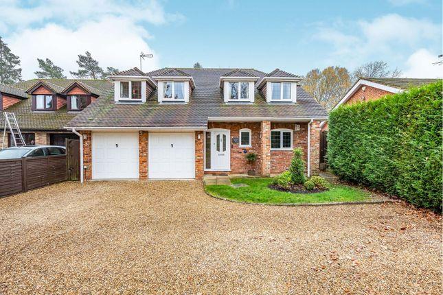 Thumbnail Detached house for sale in Nine Mile Ride, Wokingham