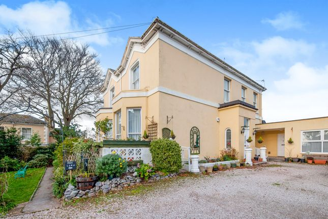 Thumbnail Flat for sale in St. Lukes Road North, Torquay