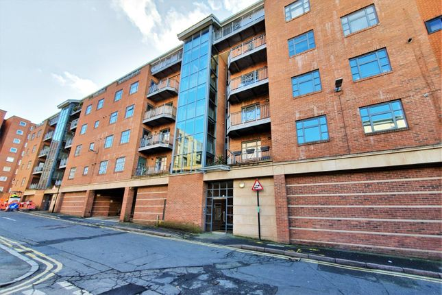 Thumbnail Flat for sale in 41-43 Albion Street, Leicester