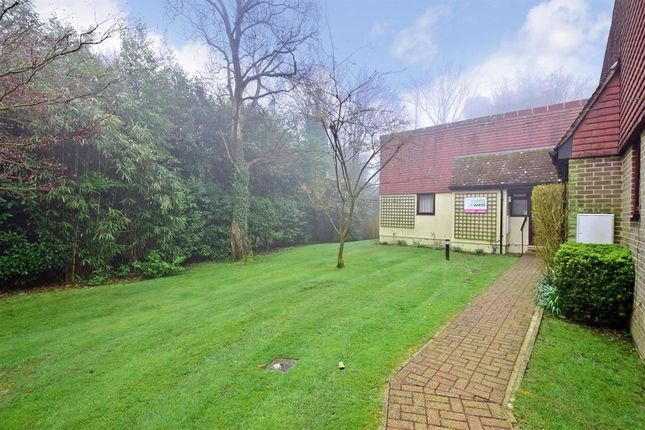 Thumbnail Semi-detached bungalow for sale in Beacon Close, Crowborough, East Sussex
