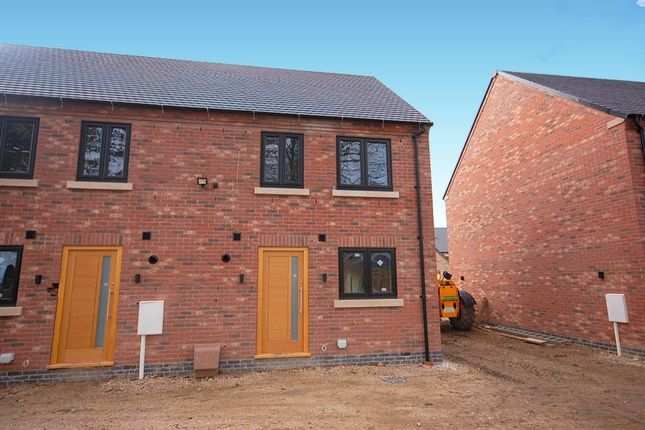 Thumbnail Terraced house for sale in Main Road, Hulland Ward, Ashbourne