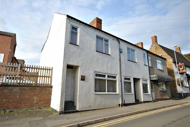 Thumbnail End terrace house for sale in High Street, Earls Barton, Northampton