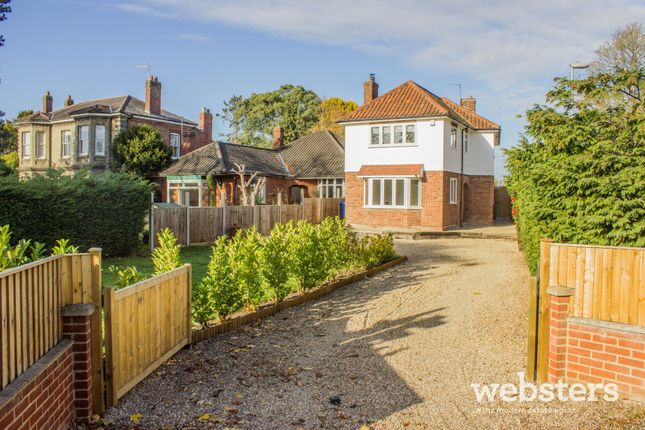 Thumbnail Detached house for sale in Newmarket Road, Norwich