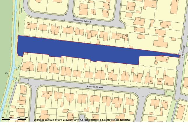 Thumbnail Land for sale in Oak Avenue, Upton, Wirral