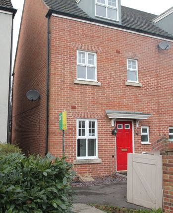 Thumbnail Property to rent in Woodvale, Kingsway, Gloucester