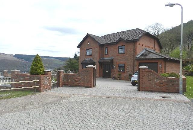 Thumbnail Detached house for sale in Forest View, Mountain Ash
