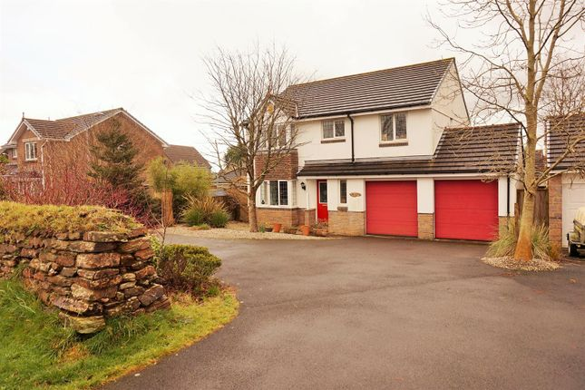 Thumbnail Detached house for sale in Old Road, Liskeard
