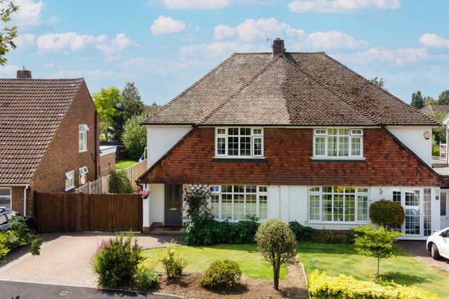 3 bed semi-detached house for sale in Fairfield Way, Hildenborough, Tonbridge TN11