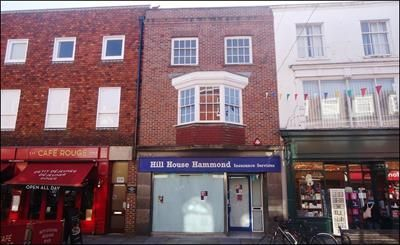Thumbnail Retail premises to let in 25 High Street, Salisbury, Wiltshire