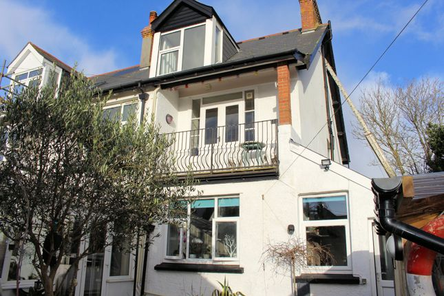 Thumbnail Semi-detached house for sale in Melvill Road, Falmouth