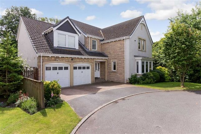 Thumbnail Detached house for sale in 35, Adia Road, Torryburn, Fife