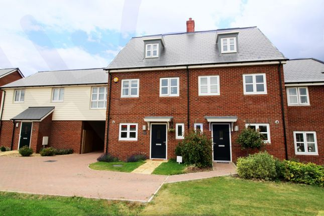 Thumbnail Terraced house for sale in Crispin Street, Aylesbury