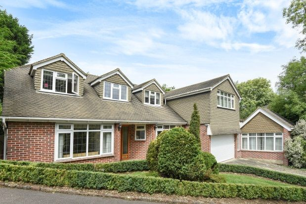 Thumbnail Property to rent in Sundridge Avenue, Bromley