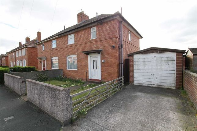 Thumbnail Semi-detached house for sale in St Bernards Road, Shirehampton, Bristol