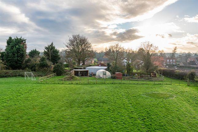 Paddock Towards Veg Garden