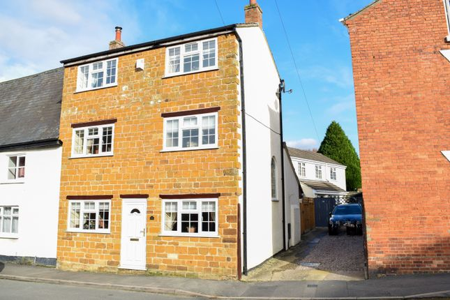Thumbnail Semi-detached house for sale in Church Street, Weedon, Northampton
