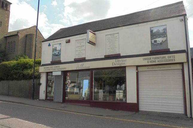 Thumbnail Retail premises for sale in 29, Forest Street, Sutton In Ashfield, Notts