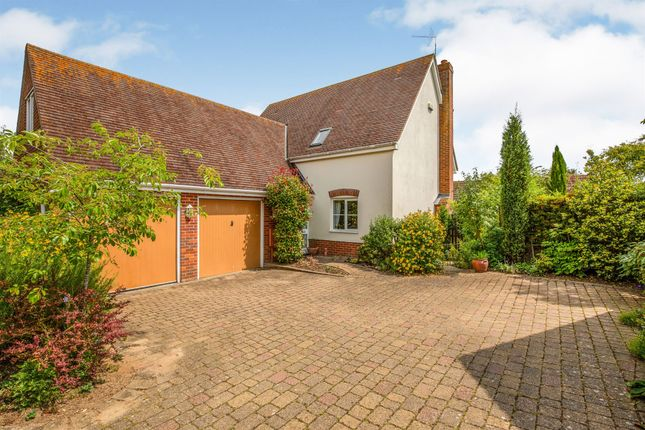 Thumbnail Detached house for sale in Victoria Mill Road, Framlingham, Woodbridge