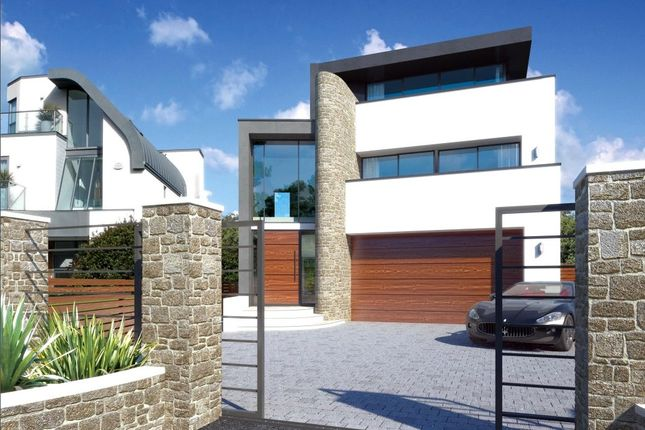 Thumbnail Detached house for sale in Salterns Way, Lilliput, Poole, Dorset