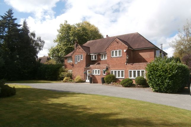 Thumbnail Detached house for sale in Forshaw Heath Road, Earlswood, Solihull