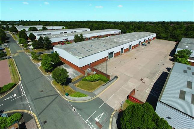 Thumbnail Industrial to let in Unit 27 Monkspath Business Park, Highlands Road, Solihull, West Midlands