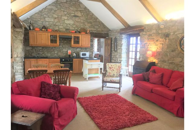 Thumbnail Barn conversion to rent in Westerlake Farm, Liskeard