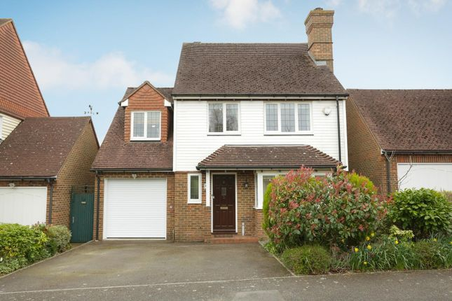 4 bed detached house for sale in Cherry Orchard, Old Wives Lees, Canterbury CT4