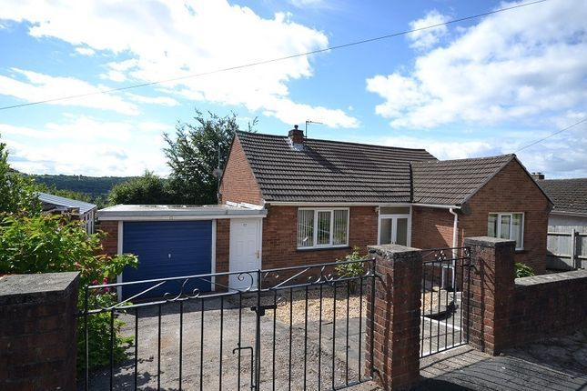Thumbnail Detached bungalow to rent in Augustan Close, Caerleon, Newport
