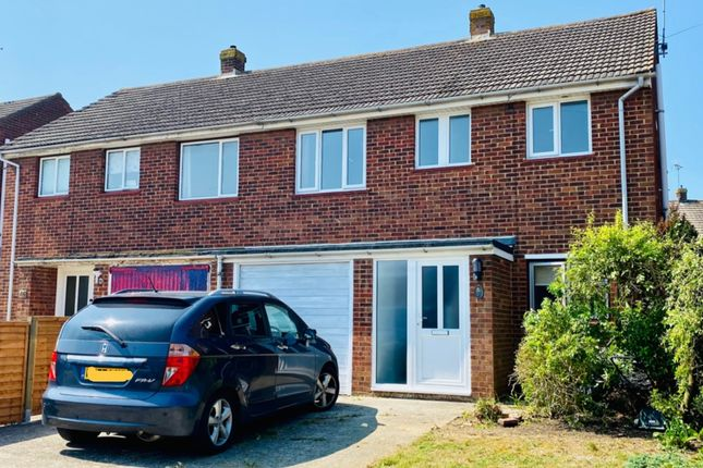 Thumbnail Semi-detached house to rent in Roberts Close, Milton