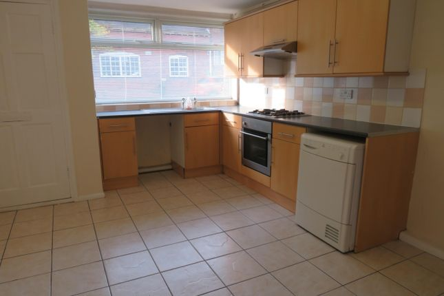 Thumbnail 2 bed semi-detached house to rent in Sitwell Street, Spondon, Derby