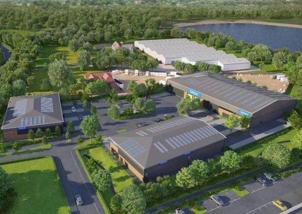 Industrial to let in Totton Business Park, Salisbury Road, Totton, Southampton