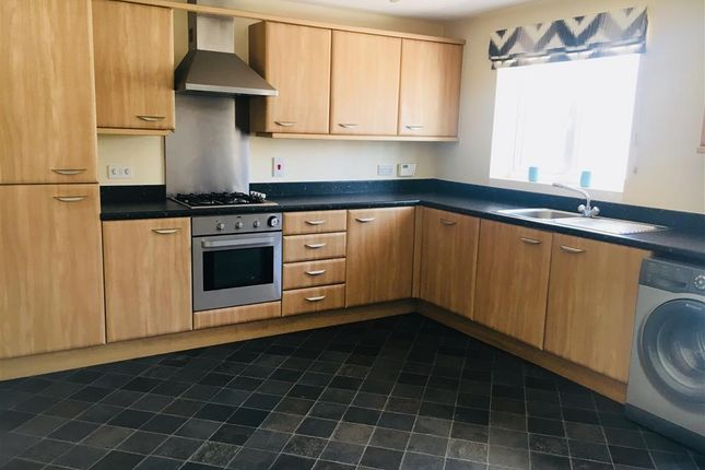 Kitchen of East Street, Warsop Vale, Mansfield NG20