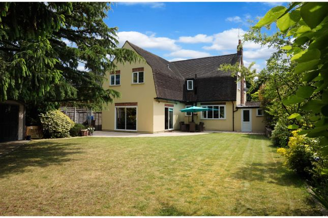 Thumbnail Detached house for sale in South Drive, Sonning