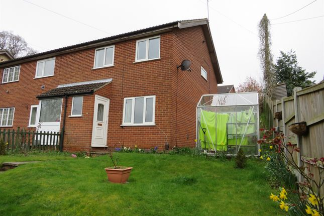 End terrace house for sale in Highlow Road, New Costessey, Norwich