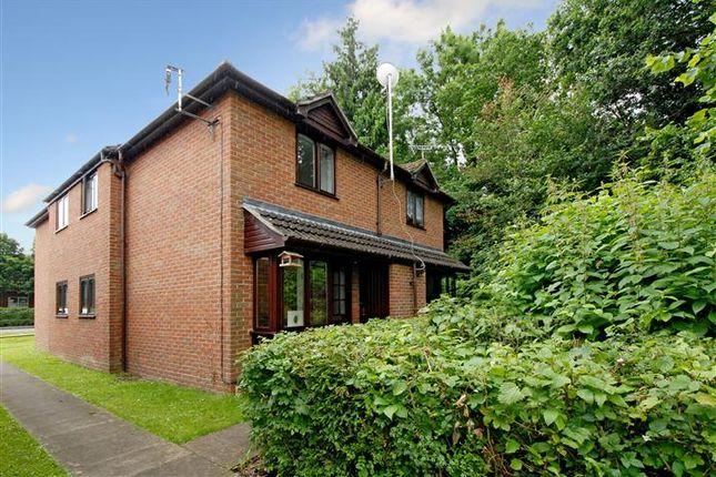 Thumbnail End terrace house to rent in Oak View, Finchampstead Road, Wokingham