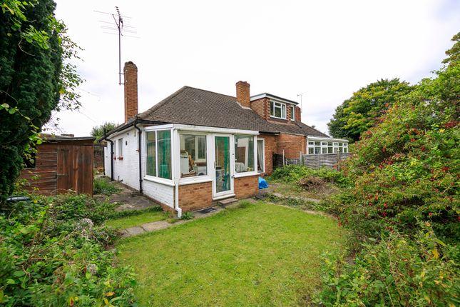 Thumbnail Semi-detached bungalow for sale in Latham Close, Twickenham
