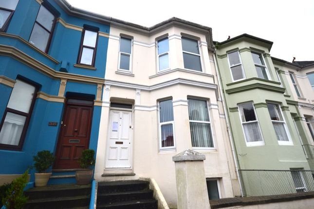 Thumbnail Terraced house to rent in Neath Road, Plymouth