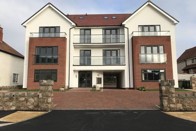 Thumbnail Flat for sale in Apartment 8, Sunnydowns, Abbey Road, Rhos On Sea