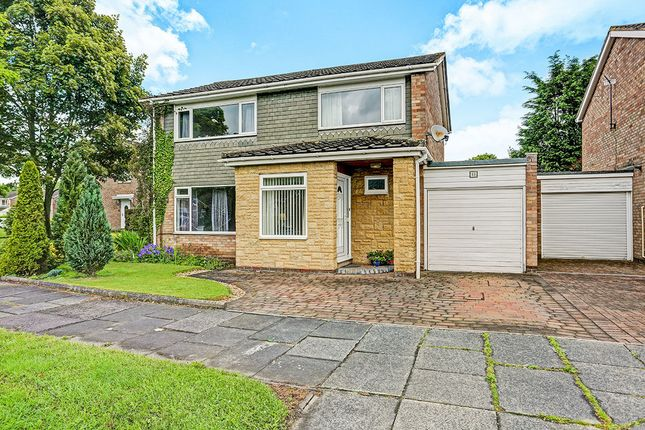 Thumbnail Detached house for sale in Greenlaw Road, Southfield Green, Cramlington
